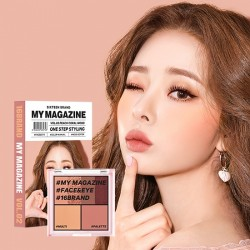[16BRAND] My Magazine (Vol2.Peach Coral Mood)