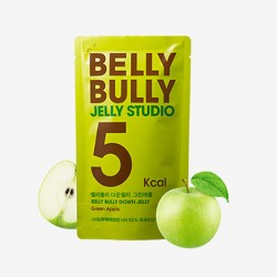 [BellyBully] Down Jelly (Green Apple)1包