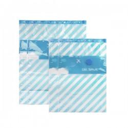 [Modcon] Dr Save 收納袋套裝(大: 50x70cm x 2) + (小: 40x60cm x 2)