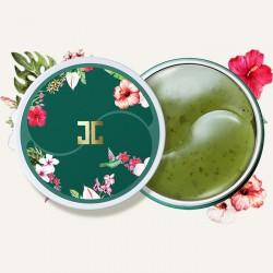 [Jayjun] 綠茶凝膠眼膜 (60ea)