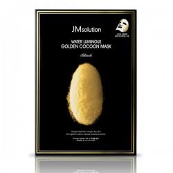 [JMsolution] Water Luminous Golden Cocoon Mask BLACK(10pcs)