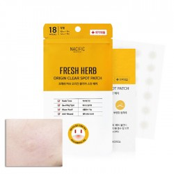 [Natural Pacific] Fresh Herb Origin Clear Spot Patch (18ea)