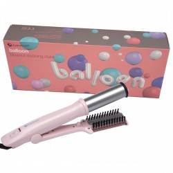 [ZuanZhuan] 鑽轉 BALLOON 32mm 捲髮器 淺粉紅
