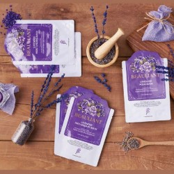[Beauliant] Lavender Mask Set (6pcs)(Moisturizing)