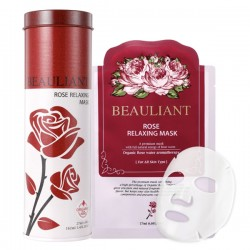 [Beauliant] Rose Mask Set (6pcs)(Relaxing)