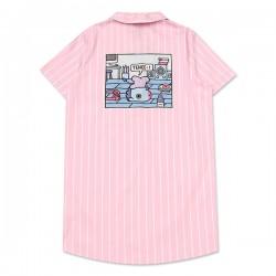 [BT21] Universtar 連身裙睡衣 (망 Mang) Pink