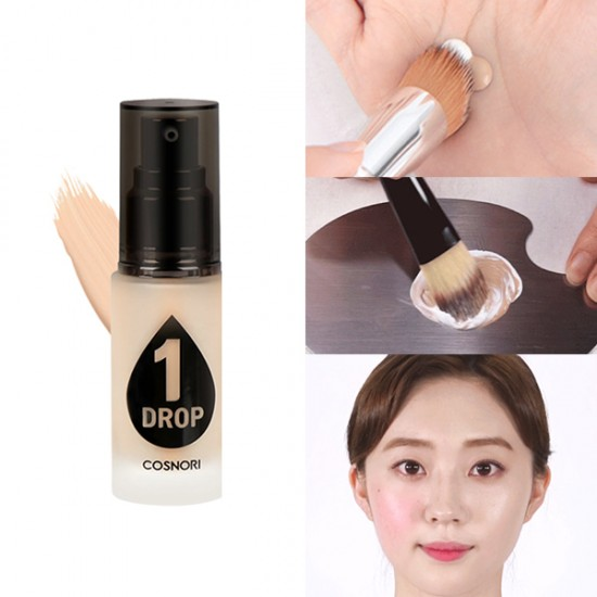 [cosnori] Just 1 Drop Fix and Mix Foundation