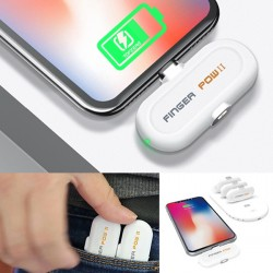 [Finger Pow] Magnetic PowerBank Portable Charging Power Bank (第2代)
