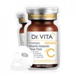[Dr Vita] Premium vitamin ampoule mask pack(1片裝) (試用裝)