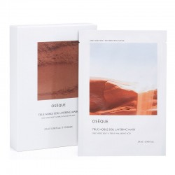 [Oseque] True Noble Soil Layering Mask (10pcs)