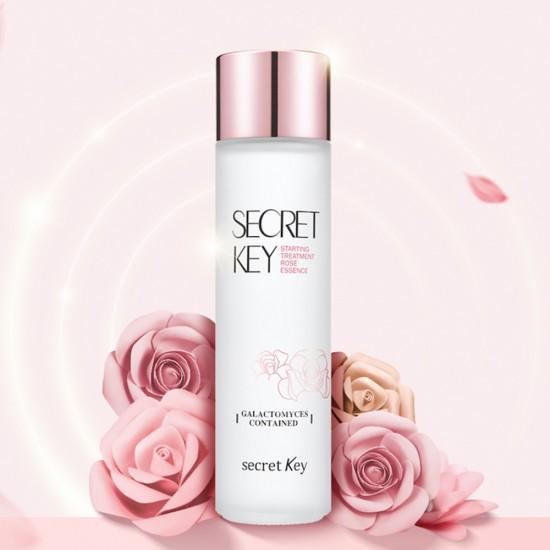 [Secret Key] 酵母精華神仙水(玫瑰升級版) 150ml