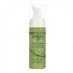 [Simple] Kind to Skin Vital Vitamin Foaming Cleanser 150ml
