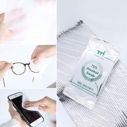 75%酒精濕紙巾 (獨立包裝) (100片)