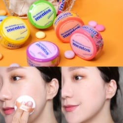 [Innisfree] No Sebum Mineral Powder (Mentos Edition)