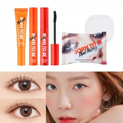 [Apieu] 防水睫毛膏 & 眼唇卸妝紙 SET
