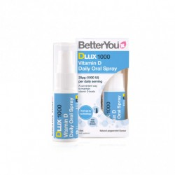 [BetterYou] DLux1000 Daily Oral Spray 15ml