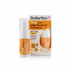[BetterYou] DLux Junior Vitamin D OralSpray 15ml