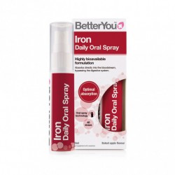 [BetterYou] Iron Daily Oral Spray 25ml