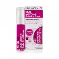 [BetterYou] MultiVit Daily Oral Spray 25ml