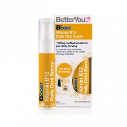 [BetterYou] Boost B12 Daily Oral Spray 25ml