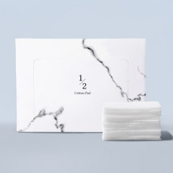 [Chrisma] 1/2 Cotton Pad (100Sheet)