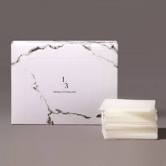 [Chrisma] 1/3極省水超薄化妝棉 (160片)