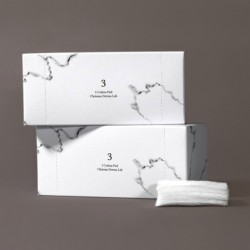 [Chrisma] 3 Cotton Pad (100 sheet)