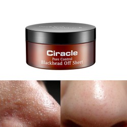 [Ciracle] Pore Control Blackhead Off Sheet (40pcs)