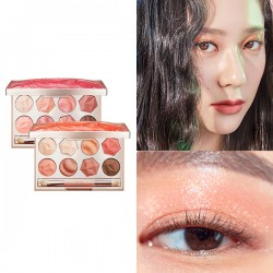 [Clio] Prism Air Eye Palette  (2色可選)