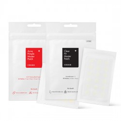 [Cosrx] Acne Pimple Master Patch (24patches) + Clear Fit Master Patch (18patches)
