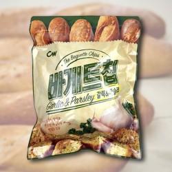 韓國CW 蒜蓉麵包脆脆 Baguette Chips (大大包 400克 Garlic & Parsley)
