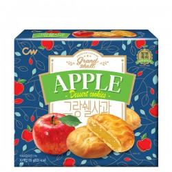 韓國CW 流心蘋果醬曲奇 (12個入)