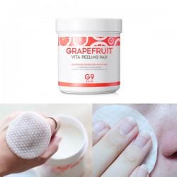 [G9SKIN] Grapefruit Vita Peeling Pad (100pcs)