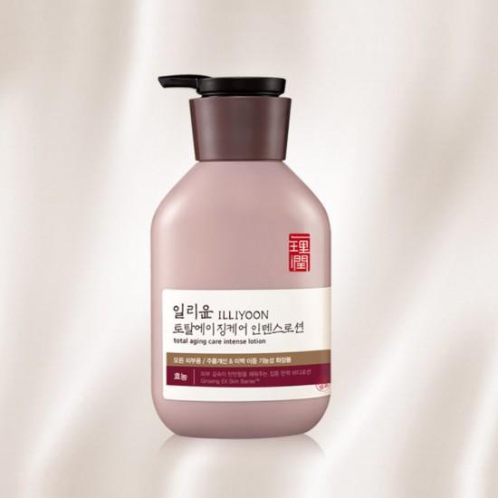 [ILLIYOON] 一理潤彈力滋潤護理乳液 (350ml)