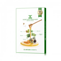 [JAYJUN] Honey Dew Green Mask (5pcs)