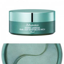 [JMsolution] Marine Luminous Pearl Deep Moisture Eye Patch