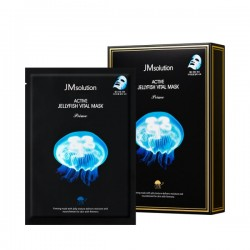 [JMsolution] Active Jellyfish Vital Mask (Prime) (10片裝)
