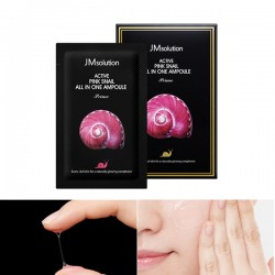 [JMsolution] Active Pink Snail All In One Ampoule (2ml *120ea)