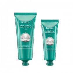 [JMsolution] Marine Luminous Pearl Hand Cream Set( 100ml + 50ml)