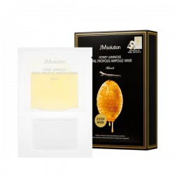 [JMsolution] Honey Luminous Royal Propolis Ampoule Mask (10pcs)