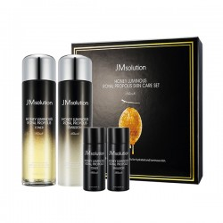 [JMsolution] Honey Luminous Royal Propolis Skincare set (130ml *2 + 20ml*2)