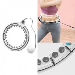 (預購4/12到貨) 升級智能燒脂呼拉圈 | 懶人減肥神器 Joy Jump Hula Hoop