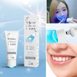 日本萊思Li-Zey藍光光速白牙膏 (PLUS高效齒白)