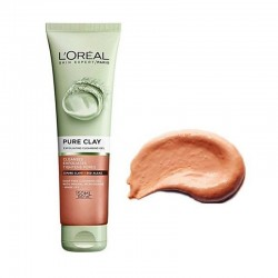 [LOREAL PARIS] Skin Cleansing Pure Clay Exfoliating Cleansing Gel (150 ml)