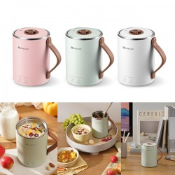 [Mokkom] 多功能養生保溫杯 | 煮花茶| 煲粥 | 煲水 | 萬用電煮杯