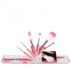 0[Coringco] Make up Brush Pink Collection