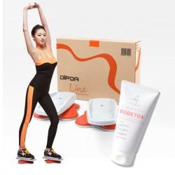 【限時優惠】購買Dipdaline健身扭扭板,即送Cosnori 比基尼減肥按摩霜