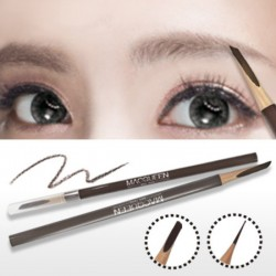 [MACQUEEN] My Strong Eyebrow Pencil (NATURAL BROWN)
