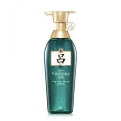 [RYO] Scalp Deep Cleansing Shampoo 400ml  韓方修護洗髮液 500ml (油性髮質適用)