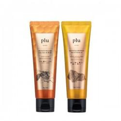 [Plu] 蜂蜜糖臉部磨砂膏 + 蜂蜜持久萬用保濕霜
